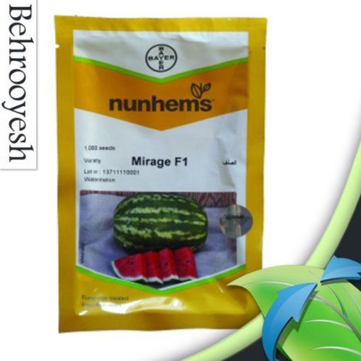 بذر هندوانه هیبرید کریمسون سوئیت میراژ