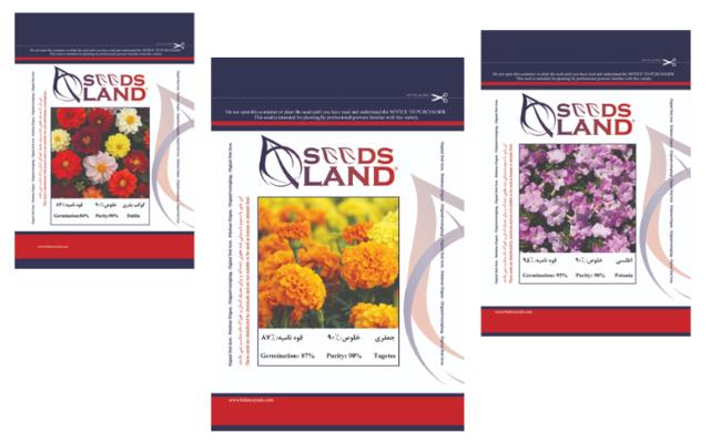 انواع بذر گل و گیاه